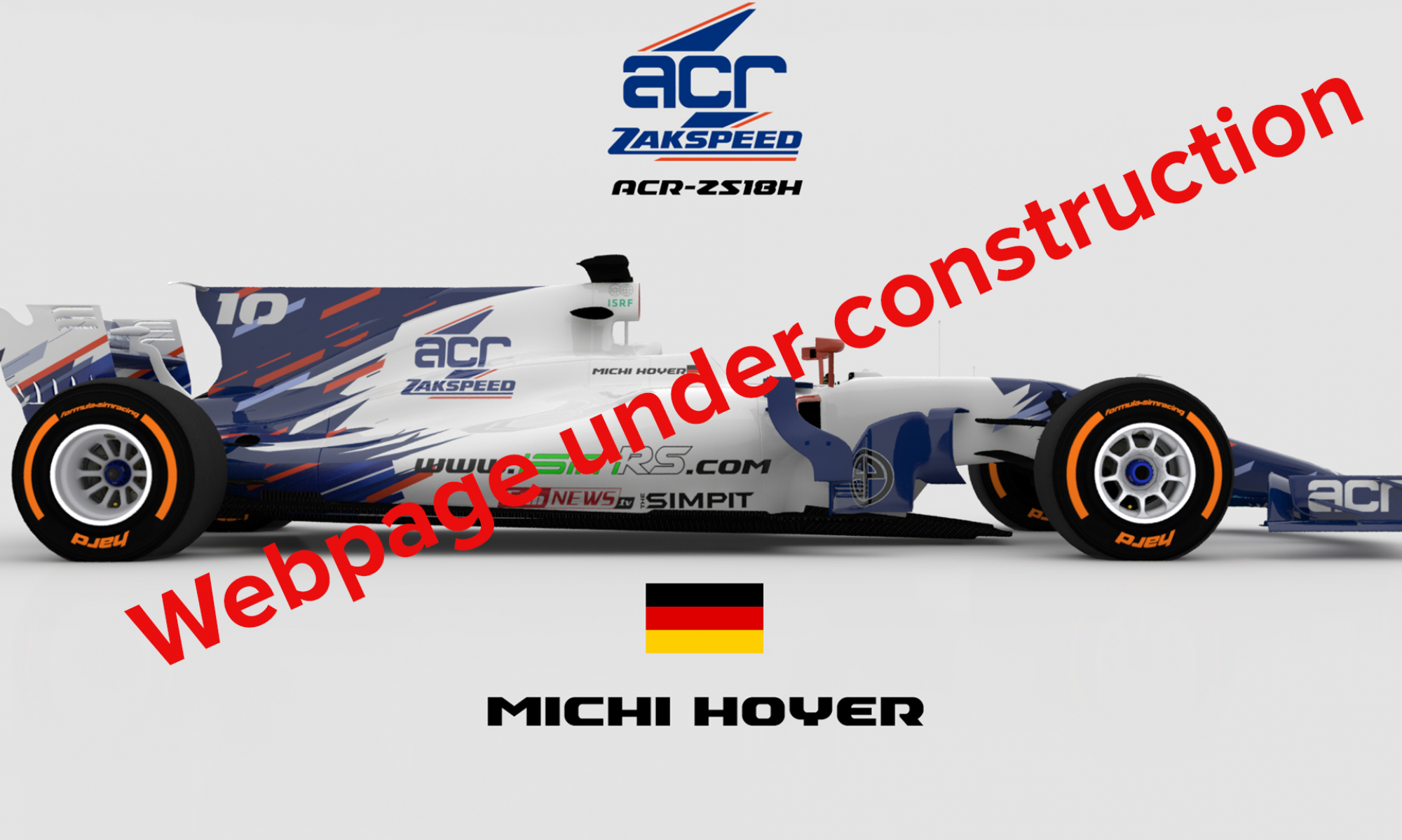 Michi Hoyer Simracing & more
